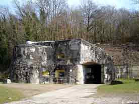 Fort Eben Emael Bloc 1