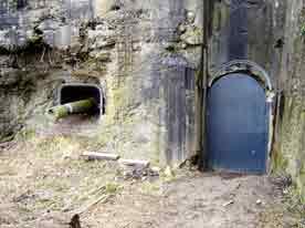 Fort Eben Emael Bloc 2