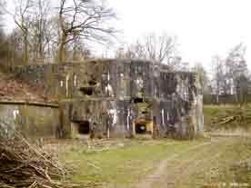 Fort Eben Emael Bloc  6