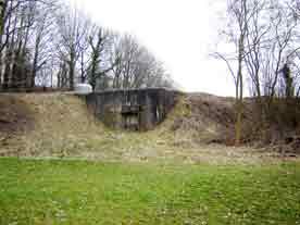 Fort Eben Emael Casemate MI Sud