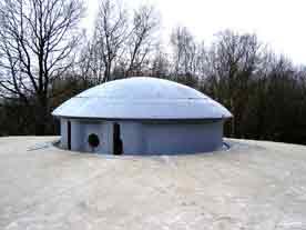 Fort Eben Emael Coupole Sud