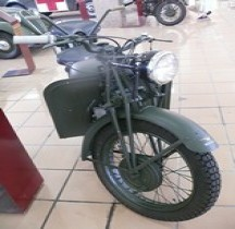 Moto Guzzi Super Alce 500 Rome