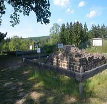 """1 Limes Germanicus Rheinland-Pfalz Limeswachturms Wp 1-08 Rheinbrohl Auf Hottels Buchen"""""""