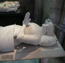 Seine St Denis St Denis Basilique 4.4.1.3 Louis de Sancerres Gisant