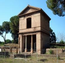 Rome Via Appia Via Latina Sepolcro Valerii