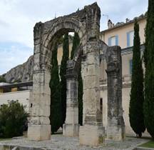 Vaucluse Cavaillon Arc de Triomphe
