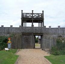 Warwickshire  Baginton Lunt Roman Fort