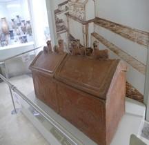 Etrusques Sarcofagio dei Leoni Procio Ceri Rome MNE