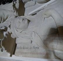 Seine St Denis St Denis Basilique 2.2.2 Berthe aux Grand Pieds Gisant