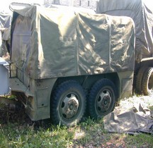 Remorque M17  Quadmount