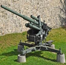 Canon Anti Aérien 15.cm flak38 /39 Belgrade