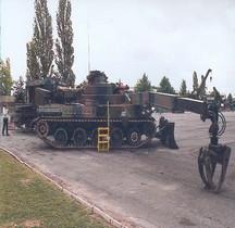 AMX30 EBG(engin blindé du génie)