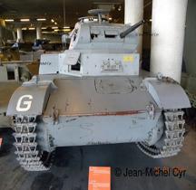 Panzer II Ausf C Sdkfz 121