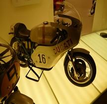 Ducati 1972 750 Imola Desmo Bologne