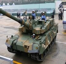 Corée du Sud K2 Black Panther