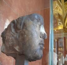 Statuaire 4 Empereurs 3.Sabine  Paris
