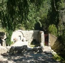 Gard Nages Oppidum des Castels Source romaine