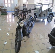 Moto Guzzi Alce 500 Rome