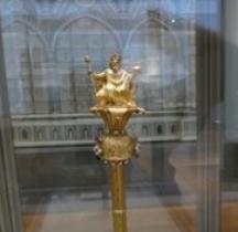1364 Sceptre Charles V Paris Louvre