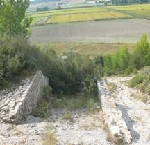 Bouches du Rhone Fontvieille Barbegal Meunerie