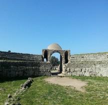 Capaccio Paestum Amphithéatre