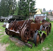 Panther Carcasse Muzeum im. Orla Bialego Pologne