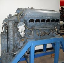 Moteur Rolls Royce Merlin XX Bruxelles