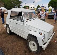 Volkswagen Typ 181 Kurierwagen Pezenas 2018