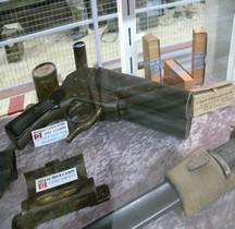 Leuchtpistole Doppelläufige Mod. L St Laurent