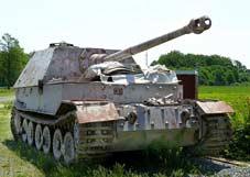 Elefant  Panzerjäger Tiger (P) SdkFz 184 Aberdeen