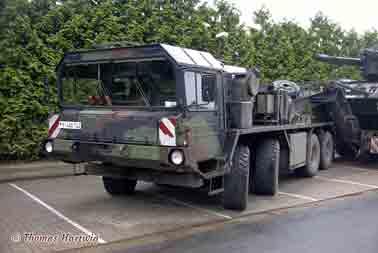 Faun Schwerlasttransporter SLT 50-3 Elefant