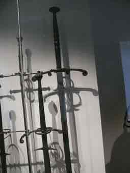 Arme Blanche 1500 Epée à 2 mains Paris