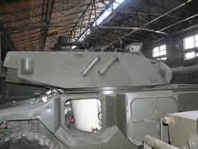 ERC 90 Prototype Tourelle SAMM ( Saumur)