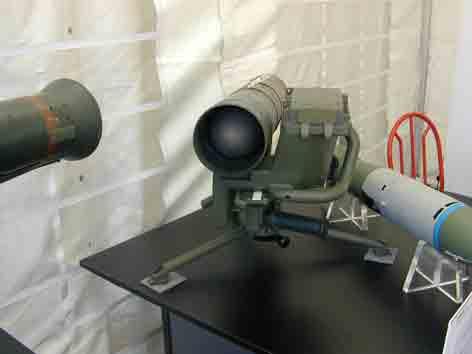 Missile Antichar Eryx 2