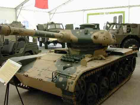 Engin Léger de Combat  90  ELC 90 Saumur