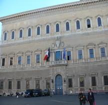 Rome Rione Regola Palazzo Farnese