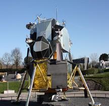 Grumman Lunar Excursion Module LEM  Toulouse