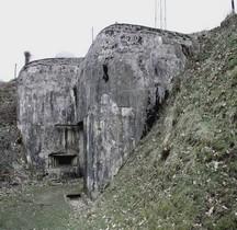 PFL Position Fortifié de Liège Fort de Tancrémont