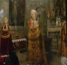 Eglise Chape Dorée et Dalmatique Arles