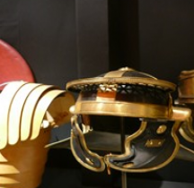 Casque 2.1 Infanterie Type Weisenau Niedermörmter Rome Gladiator Museum