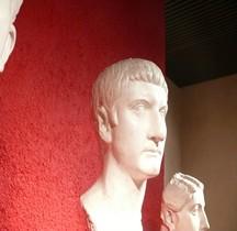 Statuaire 1 Empereurs 2. Drusus le Jeune Beziers