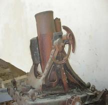 25cm Minenwerfer Schwerere aA sMW Draguignan
