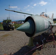 MiG 21 PFM Fishbed Hattten