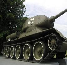 T 34/85 Modèle 1943