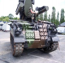 France Allemagne Roland 2 Chassis AMX 30