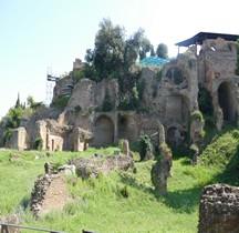Rome Rione Campitelli Palatin Fortifications Médiévales Frangipani