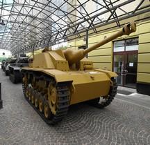 Sturmgeschütz III Ausf.G Sd.Kfz.142 Vadim Zadorozhny Museum, Arhangelskoe Moscou