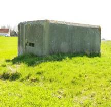 01 SF Flandres SS Flandres B51 Blockhaus Moulin du Rhin 1 Ghyvelde Nord