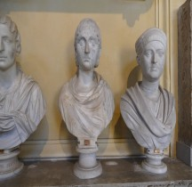 Statuaire 6 Empereurs.12.1.2 Tranquilina  Museii Vatican