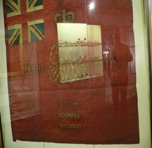 1829 Major Colours 2nd Bton 1st Foot Guard  Londres
